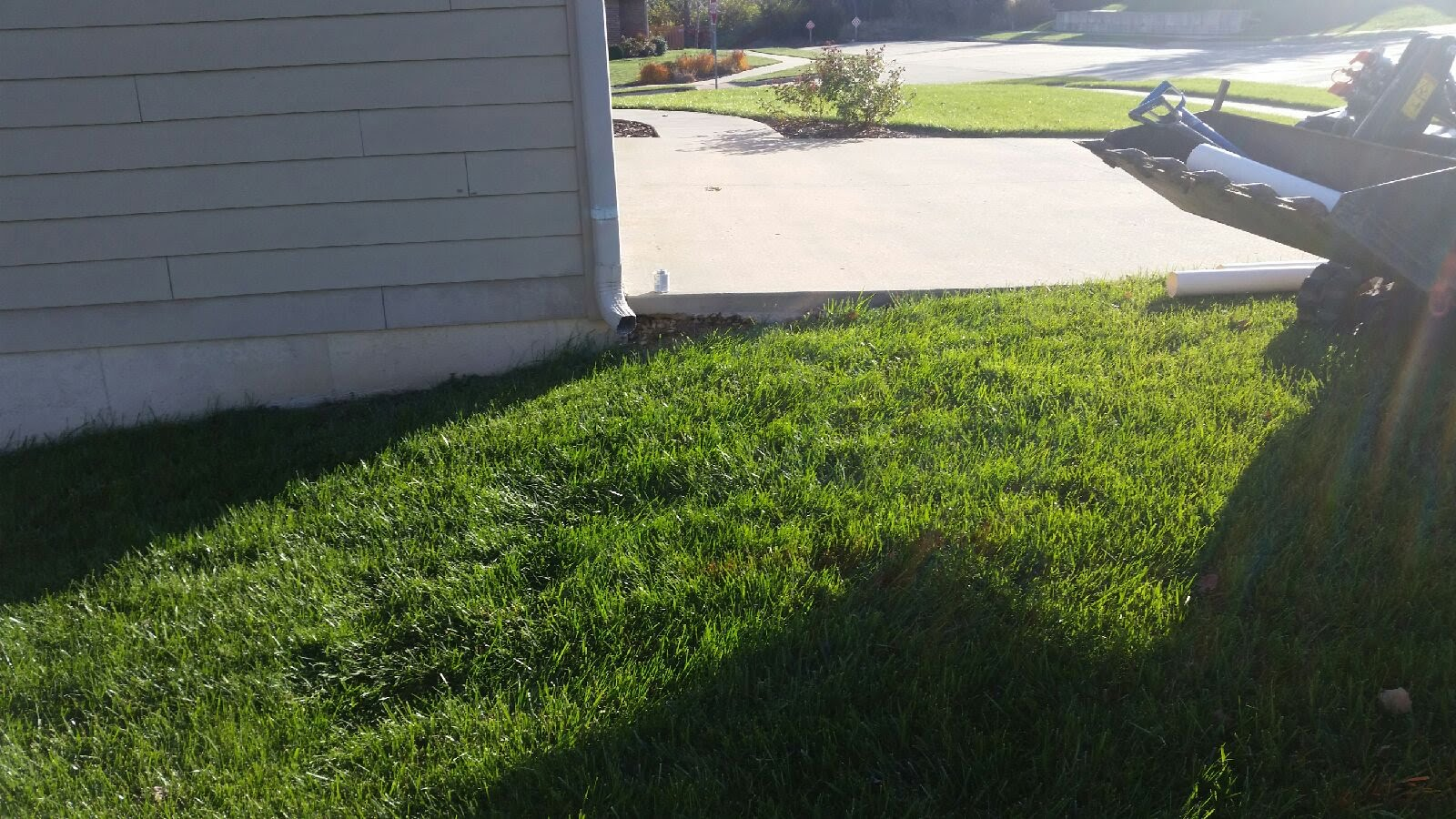 Downspout Drainage Saves Foundations Jolly Lawncare